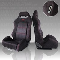 Wholesale RECARO seat car seat car seat modified anti flannel double adjustable front track down the function