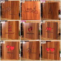 best album cover - 12 Inch Inch Wood Cover Heukji DIY Baby Photo Album Book Scrapbooking Homemade Gift Handmade Ring Binder For Lover Best friend
