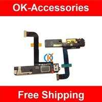 Cheap 5PCS Lot High Quality For Lenovo K900 USB Replacement Dock Connector Charging USB Port Flex Cable Free Shipping