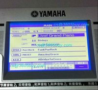 Wholesale New original Yamaha PSR S500 S550 S650 mm6 LCD screen