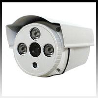 Wholesale professinal bullet camera security cctv analog camera leds mm lens cmos chip sony ccd chip tvl IP66