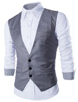 battery heated vests - Fall Autumn Winner Coat Jacket Cotton Vest Man Outdoor Winner Sleeveless Fashion Vest Waistcoat Battery Heated Jacket For Men