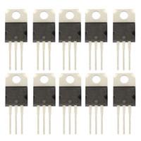 Wholesale 10Pcs LM317T LM317 V to V A Adjustable Voltage Regulator IC