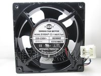 ac bearing - Original Taiwan SINWAN S109AP WB AC V W CM MM cooling fan