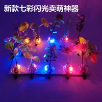 baby hair musical - Light sell adorable hairpin hairpin hairpin grass sprouts mushroom plant simulation children hair spread hot