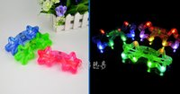 Wholesale 10 Hot New Multi Colored LED Light Up Flashing Rave Party Glasses For Dances Party Supplies Decoration