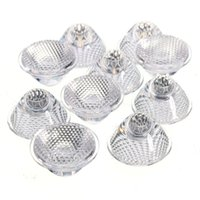 Wholesale New Arrival Top Selling Set Soft Led Lens Holder Degree For w w LED High Power Bead Bulb Waterproof Bulb