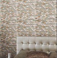 Wholesale Tiles floorings glass stone mosaic tiles wall mounted backsplash wall tiles glass mosaic