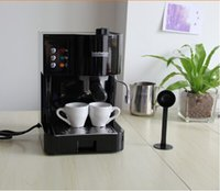 automatic machine - Hot sale Italian espresso coffee machine bar semi automatic coffee maker V or V coffee making machine