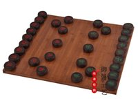 Cheap chess Double-sided board Bamboo board