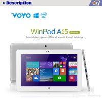 winpad - 11 inch Windows VOYO WinPad A15 Deluxe Version Tablet PC IPS Screen Intel Z3775 Quad Core GB RAM GB ROM WiFi Bluetooth