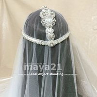 Cheap Anna Campbell Inspired Accessories Best Glass Beads Headpieces
