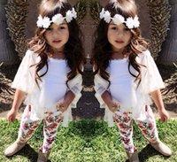 Cheap spring Girls Suit Best Kids three piece