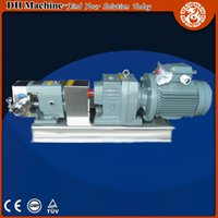 Wholesale 5600 L H CE GMP ISO Rotor Pump Lobe Pump Rotary Lobe Pump