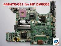 Trasporto All'ingrosso-Libero per HP Pavilion DV6000 portatile INTEL CPU della scheda madre 446.476-001 completamente testati