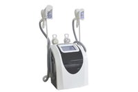 Wholesale dual cryo handle cryolipolysis cavitation rf cryolipolysis system cavitation rf frozen slimming equipment