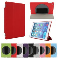 in germany - Factory Price iPad in Handheld Rotating Case For The New Apple iPad With Adjustable Hand Strap BHK530X
