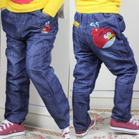 pair of jeans - Children s wear new period and the new Men and women trousers children s pair of jeans Pure cotton slacks