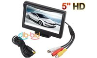 Wholesale 5 quot TFT LCD Stand Security Car Rear View Camera priority Color Monitor