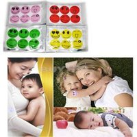 Wholesale 6 Anti Mosquito Tools for Baby Mosquito Repellent Patch Mosquito Repellent Stricker Smile Face Pattern Type