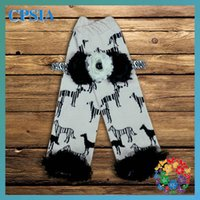 Wholesale 2015 Special Offer Limited Floral Leg Warmers Monochrome Cartoon Original Single Trade Matching Hair Band Girls In Tube Socks
