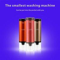 Wholesale Mini Portable Haier Electrics Washing Machine Stain Automatic Washer Clothes Laundry Stick petites machines a laver nostalgia