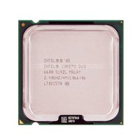 Wholesale Not a Brand New Intel Core Duo E6600 GHz MB MHz SL9ZL LGA775 Desktop CPU