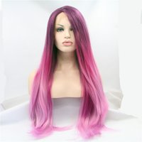 Cheap long silky straight Best 2T ombre