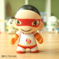 Wholesale New Hot action figure collection model toy inches mini munny top toys for boys retail and