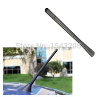 Wholesale Roof Base Mast Antenna Aerial w Adapter For VW Polo Golf Jetta Bora Passat GTI small order no tracking