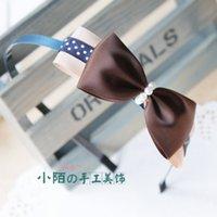 Versión coreana de los accesorios hechos a mano auténticos del pelo venda de la cabeza del pelo de la tapa de la tapa de la flor Joyería de la manera Corea perla hairpin headdress hair