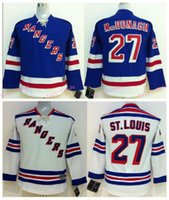 authentic kids ryan - New York Rangers Youth Hockey Jerseys Ryan Mcdonagh Royal Blue Home Stitched Kids Jersey Authentic Quality