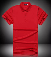 Wholesale Unisex polyester Polo shirt promotion drt fit shirt sizes colors sport function fabric wiching breathable