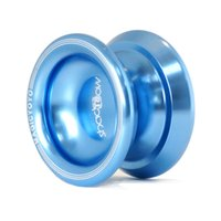 ball shadow - Original Magic YoYo T8 Shadow Aluminum Professional Yo Yo Blue Ball New Gift