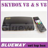 Cheap Quad Core S V8 box Best Included 1080P (Full-HD) Skybox V8