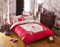 Cheap 2015 Wholesale Hotsell Marilyn Monroe Bedding Comforter Fundas Nordicas Cama 100% Cotton Bed Children Underwear Quilt Cover set