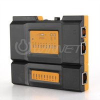 Wholesale Handheld Wire RJ45 RJ11 Ethernet Network LAN Cable Tester