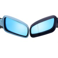Wholesale 1pair High Quality Exterior Electric Wing Right Hand RH Side Auto Car Door Mirror for VW Bora Golf Mk4 order lt no track