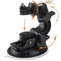 Wholesale 9CM Dia Car Windshield Glass Suction Cup Mount Tripod Adapter for GoPro Hero Cameras