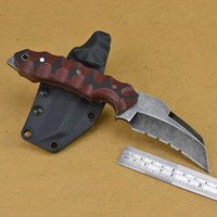 Wholesale Faca Karambit Knife Outdoor Survival Machete Cold Steel Tactical Machetes Faca Militar Jungle Knives Camping Tools Cuchillos