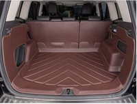 car mats - Good quality Special car trunk mats for Ford Escape durable Easy to clean waterproof luggage carpets for Kuga