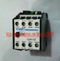 Wholesale CJx1 series AC contactor CJX1 TB CJX1 TB40 ac contactor original VAC A HZ HZ Original in CHNT amp