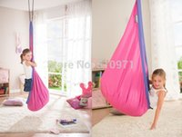 Wholesale 2015 hot baby Hammock pod toy Swing Chair Reading Nook Tent Indoor Outdoor baby Chair Hammock kid baby swing relaxing Chair