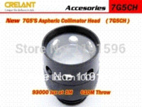aspherical lens flashlight - RELANT G5CH Outdoor Tactical collimator head aspherical lens for G5CS and G5MT Flashlights amp Torches Cheap Flashlights amp Tor
