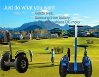 golf cart - 2 wheel standing up larger power electric golf cart scooter W with OEM services