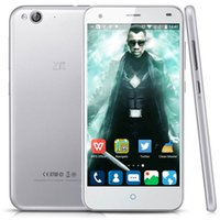 Wholesale ZTE Blade S6 G LTE Android Lollipop Quad Core Qualcomm Snapdragon GHz GB RAM GB ROM MP Camera Dual Sim Card Smart Phone
