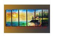 Cheap art for wall decoration Best art glass wall decor