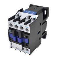 ac motor coil - CJX2 Motor Control Poles NO V Coil Volt AC Contactor
