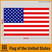 flags and banners - The Flag of the United States ft Flags The American Flag Star Spangled Banner Stars and Stripes USA flags Two Sides Printed Flag