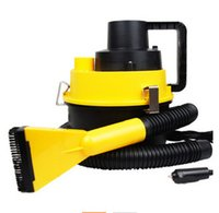 barrel vacuum cleaners - Portable mini barrel cleaner power dry wet amphibious vehicle vacuum cleaner dust cleaner w